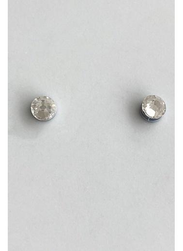 Takıştır Küpe Gümüş